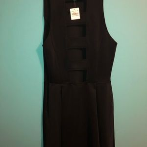 Abercrombie Fitch drop waist skater dress Size M
